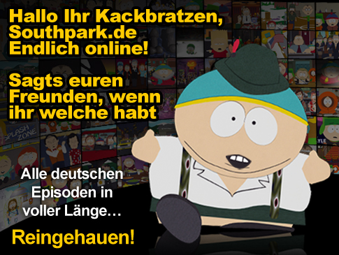 south park deutsch folgen