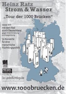 Tour der 1.000 Brücken