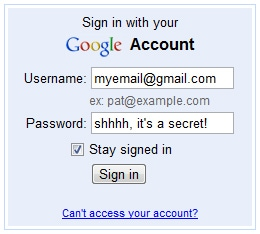 Reveal Passwords Bookmarklet