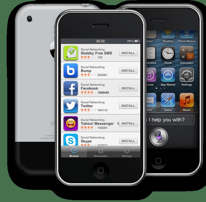 whited00r 6 - Alternative Firmware für alte iPhones