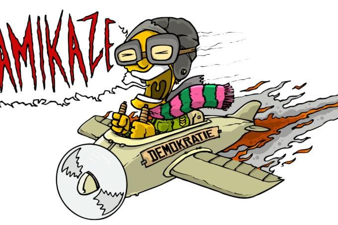 Kamikaze Demokratie