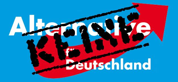 Keine Alternative fuer Deutschland