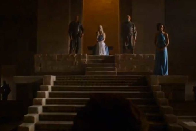 Game of Thrones Season 4 - erster Trailer