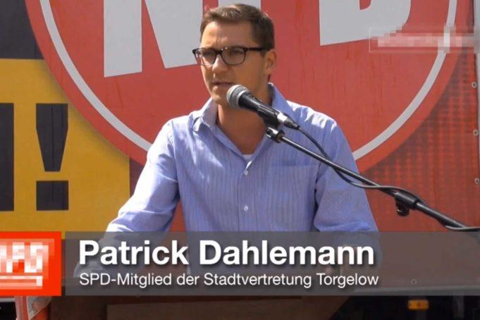 Patrick Dahlemann vs. NPD