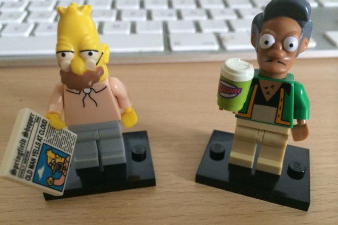 Neues LEGO
