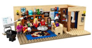 Lego The Big Bang Theory