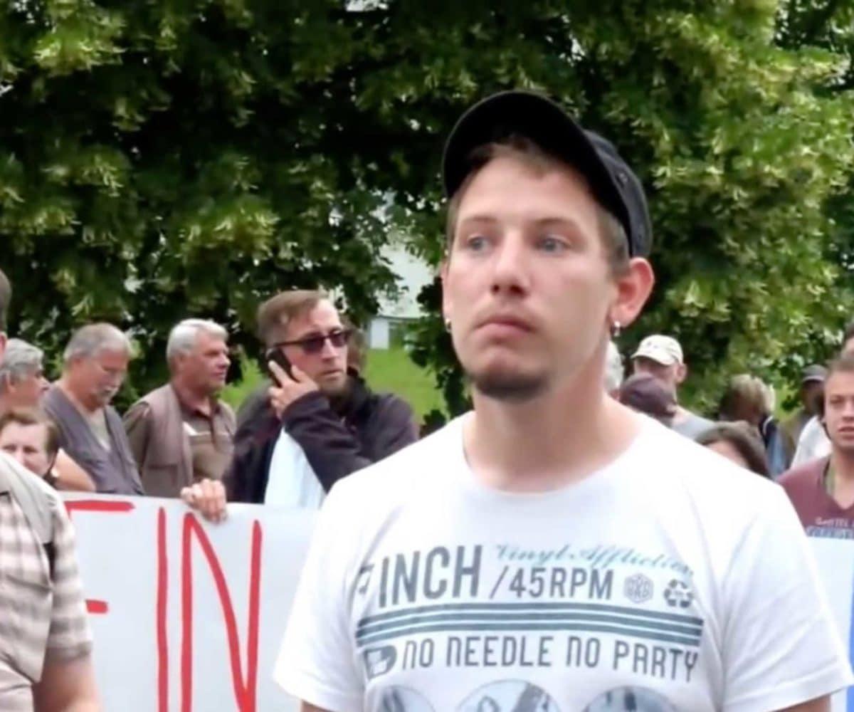 """""""Besorgte Bürger"""" - einfach nur widerlich"""