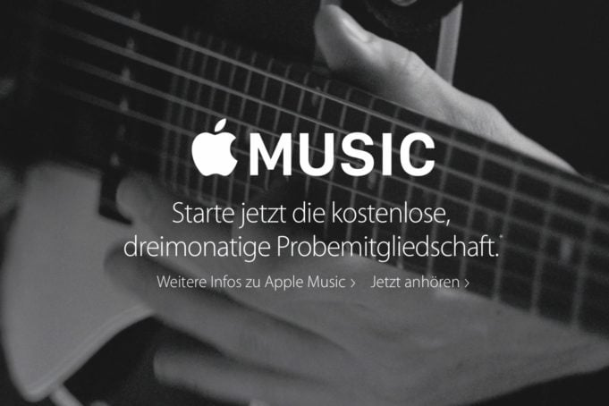 Apple Music nervt!