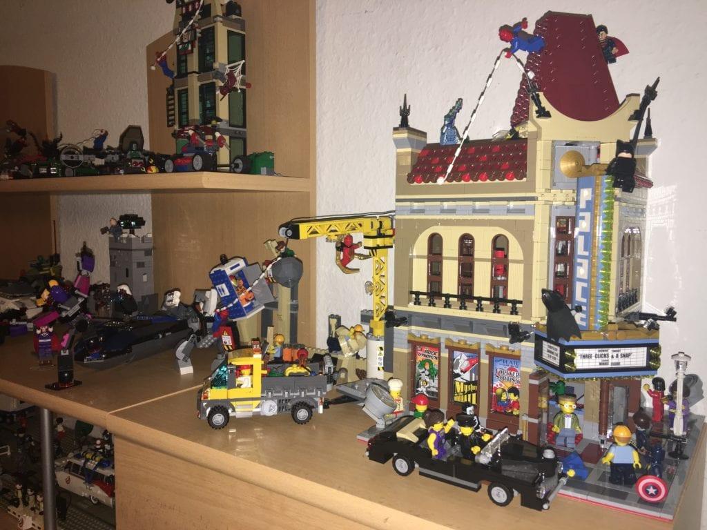 Lego-Regal
