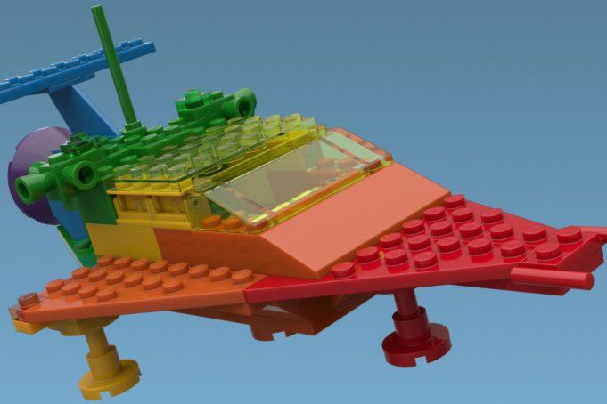 Bye Lego Digital Designer