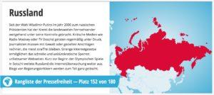 Russland: Der Bock will Gärtner sein