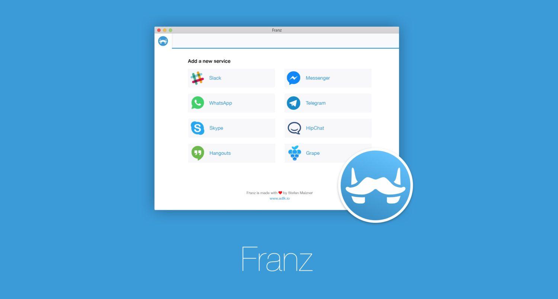 Franz - einer für fast alle