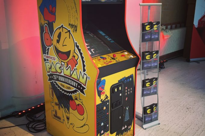 Pac Man bei der rpTEN