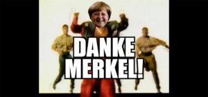 Neuer Klingelton: Danke Merkel!