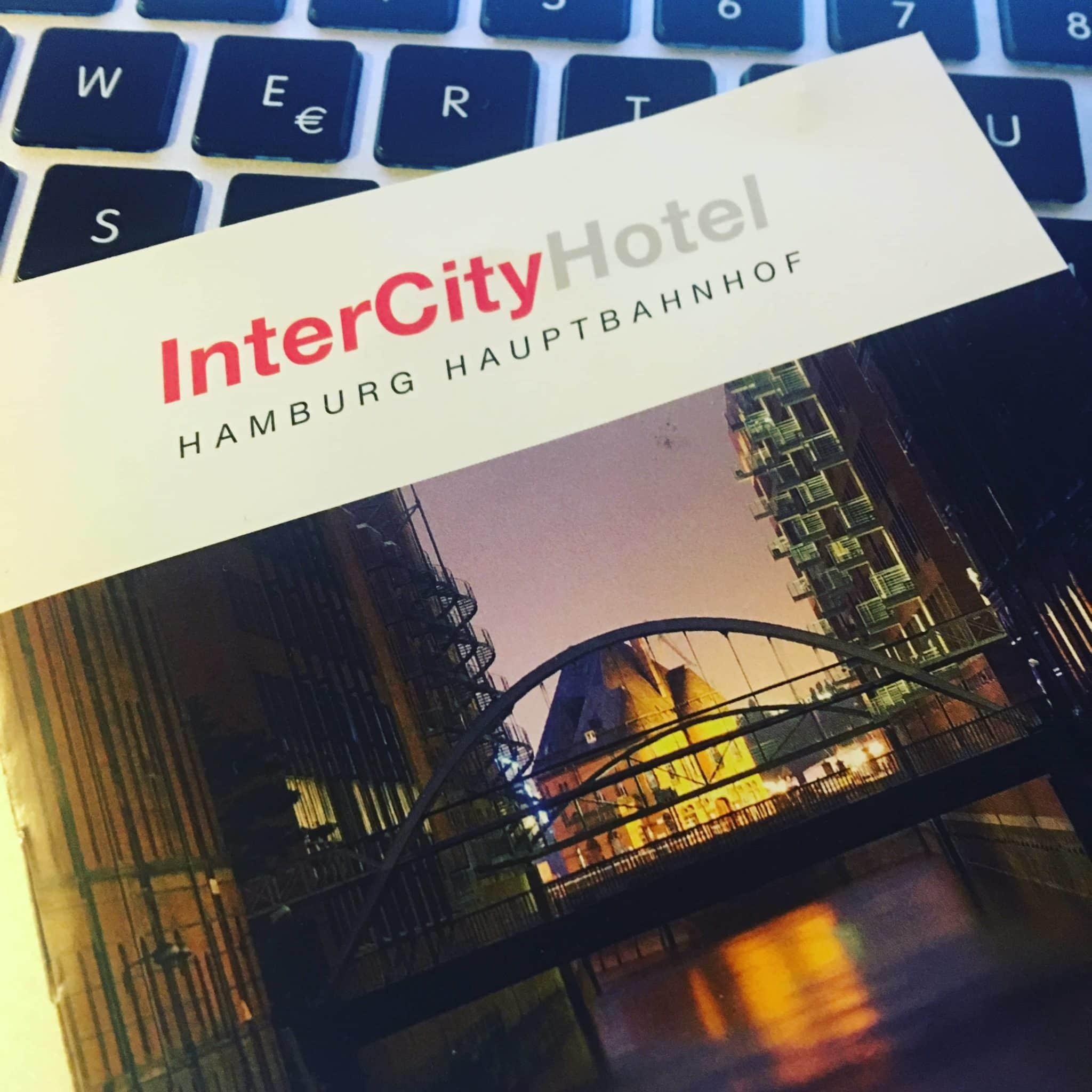 InterCity Hotel Hamburg Hauptbahnhof: WLAN? Nein, eine Zumutung!