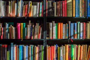 Bücher, viele Bücher…