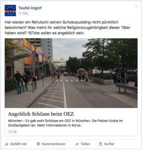 Der Amoklauf von München