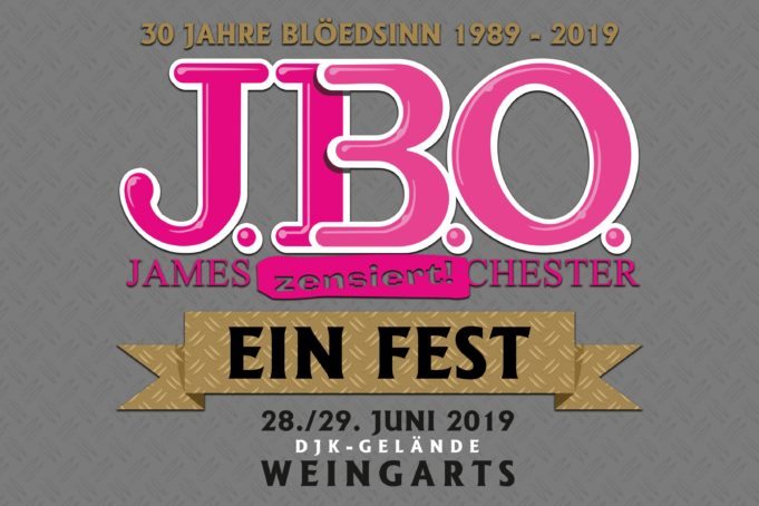 30 Jahre J.B.O.