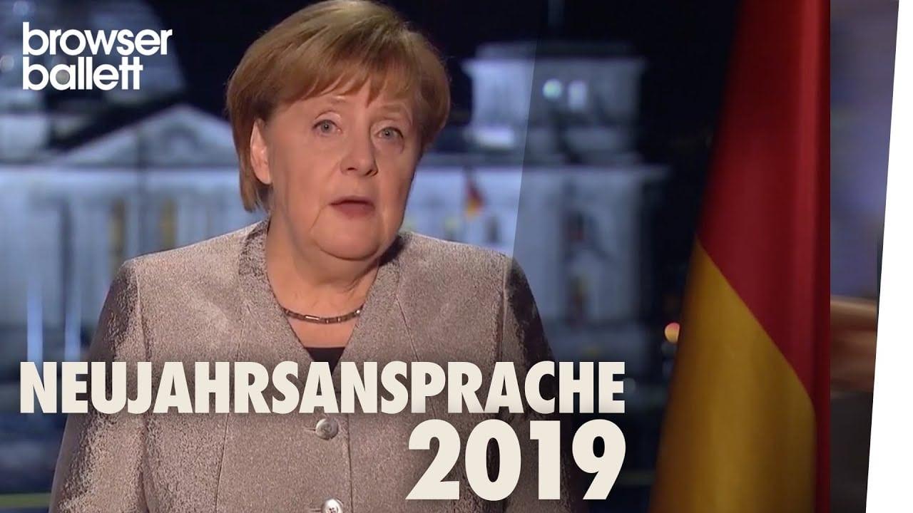 Neujahrsansprache 2019