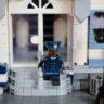 Klassische Polizeistation von BlueBrixx