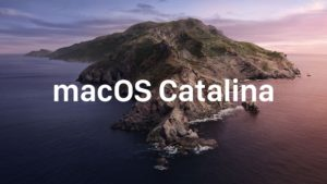macOS Catalina, Logfiles und private Daten