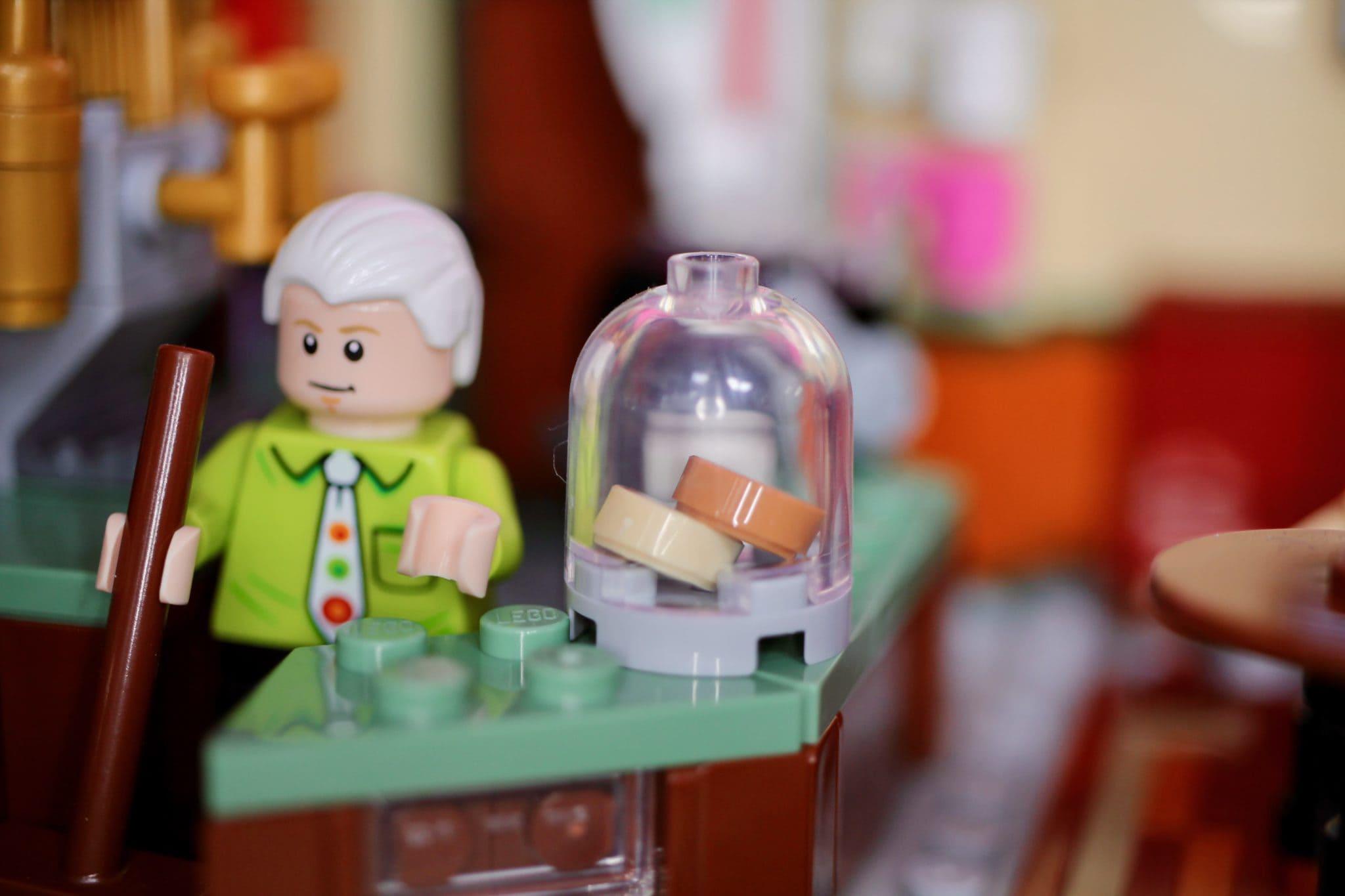 Lego Ideas - Central Perk
